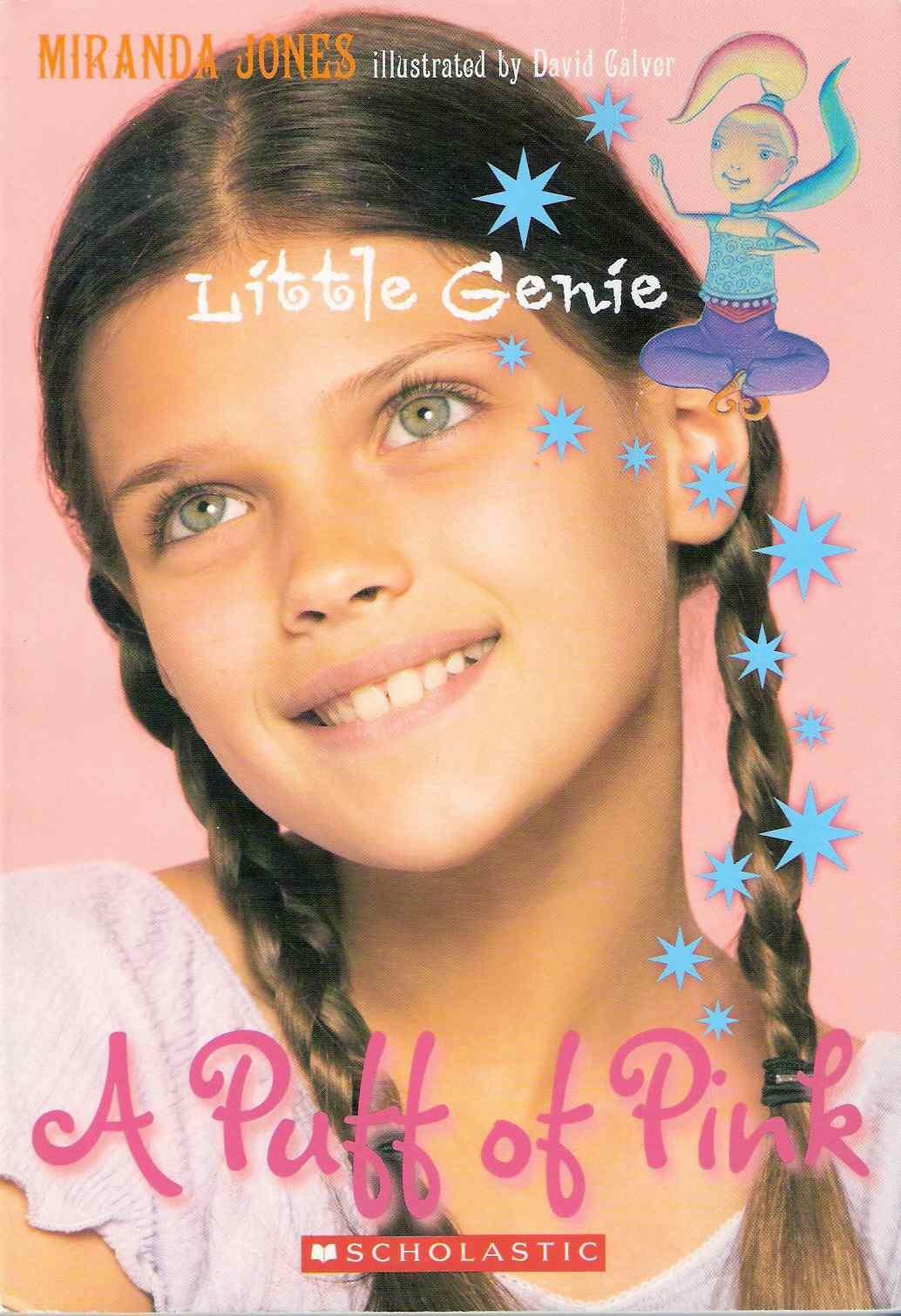 Read Online A Puff of Pink (Little Genie) pdf epub