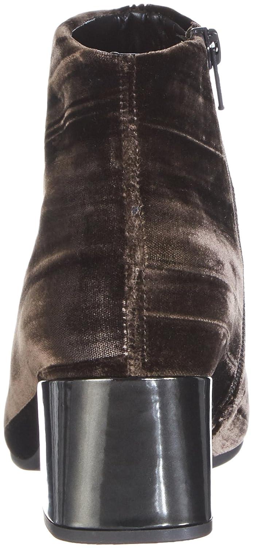 Gabor Damen Damen Gabor Basic Stiefel Braun (48 Mocca/Anthrazit) b971e4