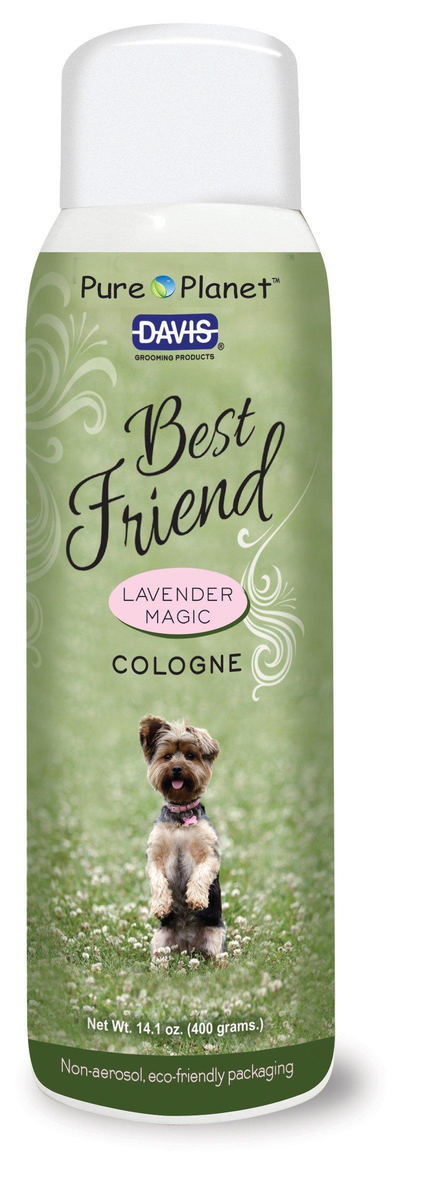 Davis BFC.LM14 Best Friend Lavender Magic Pet Cologne, 14.1 oz