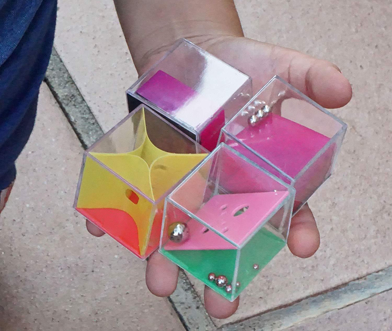 adultos Lote de 24 Juegos de Habilidad Juegos de Habilidad para ni/ños