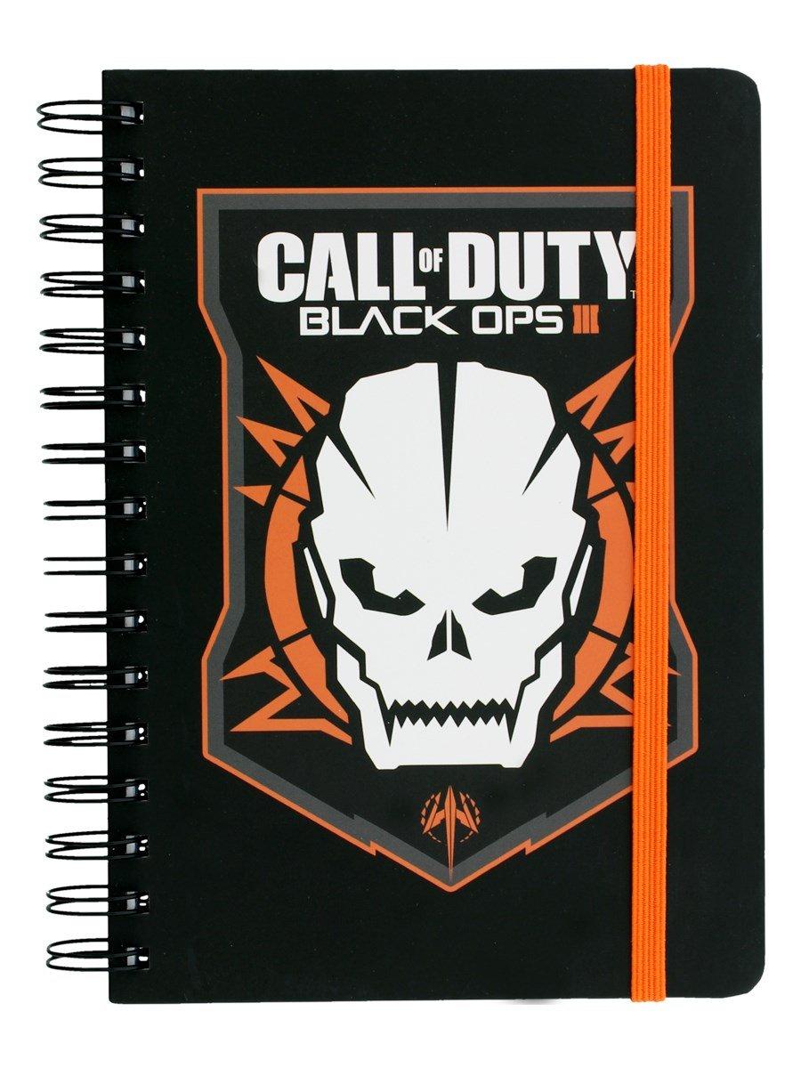 Otros Fabricantes Cuaderno Call of Duty