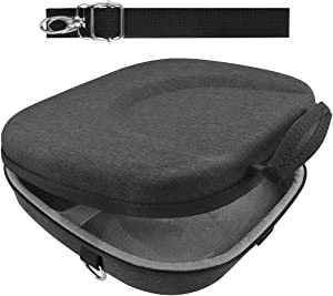Geekria UltraShell Gaming Headset Case for SteelSeries Arctis Pro, Arctis 7, Astro Gaming A50, A40, Turtle Beach Elite 800X, HyperX Cloud Flight, Revolver, Corsair Void PRO, with Space for Parts
