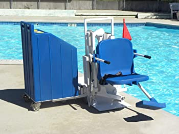 Aqua Creek Patriot Pool Lift