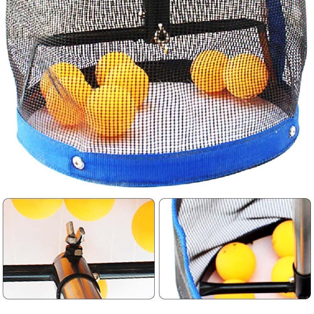 FidgetFidget Table Tennis Pick Up Retractable Basket Accessories Stretch Ball