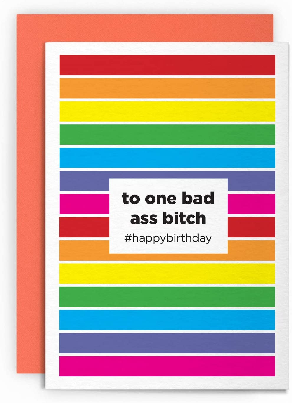 Why The hell Humour Birthday Card PL ~ FREE POSTAGE UK