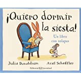¡Quiero dormir la siesta! (Spanish Edition)