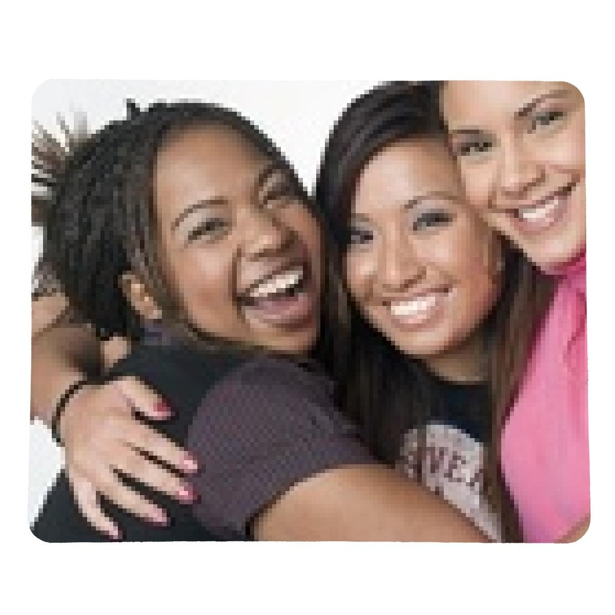 Asian, Latino, African American teen girl portrait: Amazon.co.uk:  Electronics