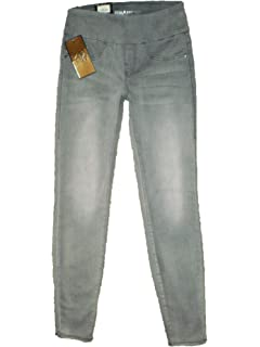 ee6285f0868 Rock & Republic Fever Skinny Stretch Dr's Wife Pull On Grey Legging New