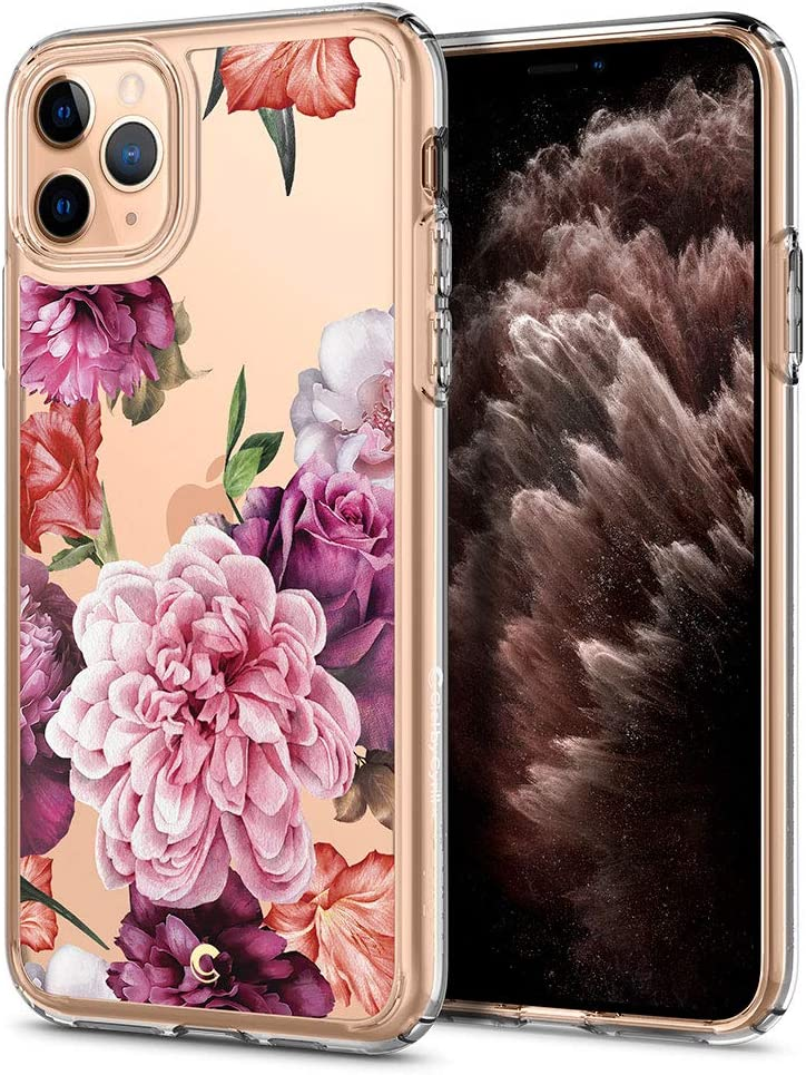 CYRILL Cecile Designed for Apple iPhone 11 Pro Max Case (2019) - Rose Floral