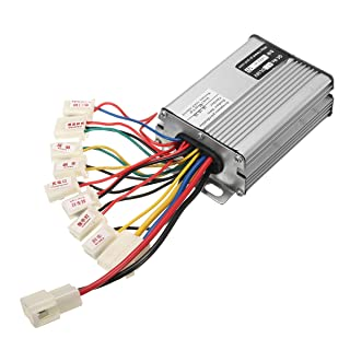 HITSAN INCORPORATION 36V 1000W Electric Scooter Motor Brush Speed Controller for Vehicle Bicycle Bike G1106772