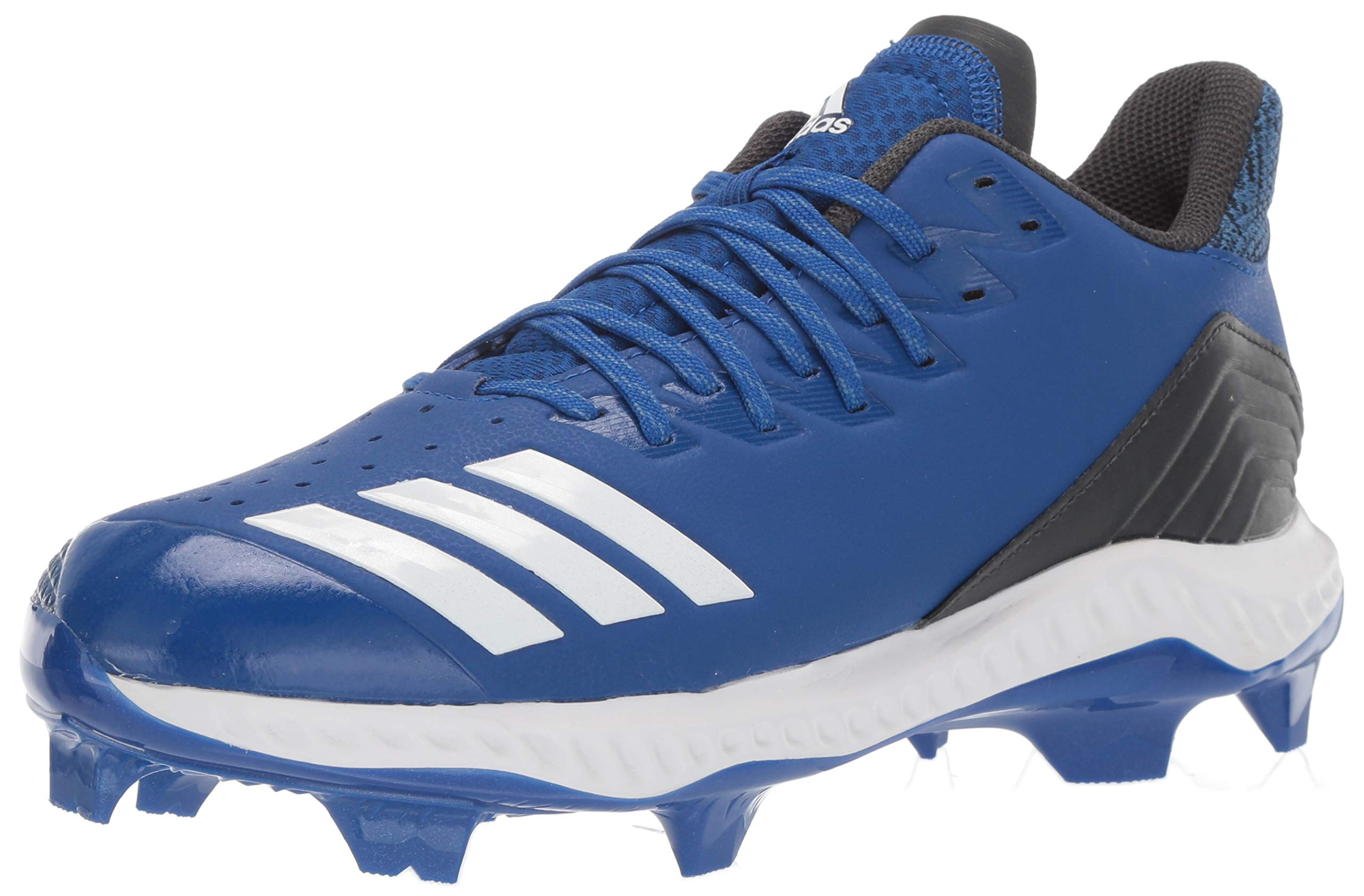 adidas Women's Icon Bounce TPU Collegiate Royal/White/Carbon 5 M US by adidas