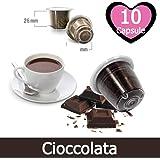 10 Capsule Cioccolata Compatibili Nespresso