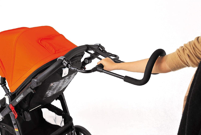 Easy X Rider - Extensor de manillar universal para cochecito de bebé