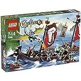 レゴ (LEGO) キャッスル トロール戦艦 7048