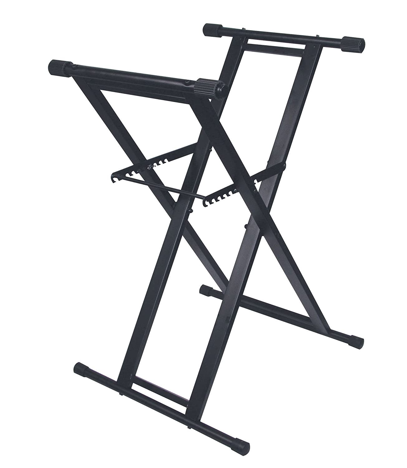 Odyssey LTBXS X-Stand: Double Braced Dj Coffin and Keyboard Stand Odyssey Innovative Designs