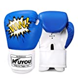 KUYOU Kids Boxing Gloves, Pu Kids Children