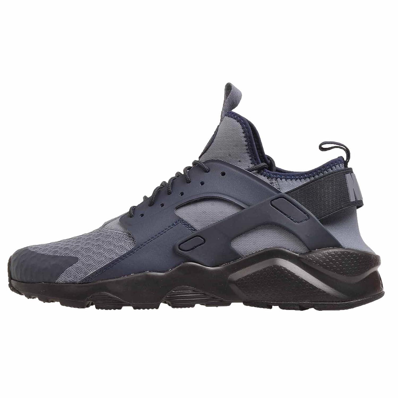 promo code 3b448 66826 Nike Men s Air Huarache Run Ultra, Armory Blue Armory Navy-Black, 9.5 M US   Amazon.in  Shoes   Handbags