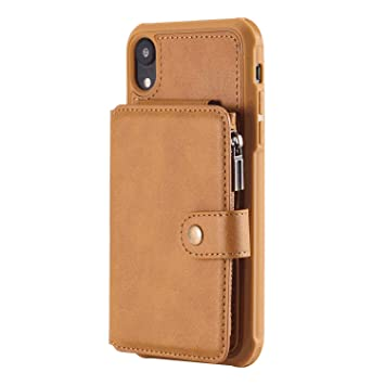 with Universal Underwater Waterproof Case Business Gifts Wallet Cover Compatible with iPhone 8 Leather Flip Case for iPhone 8