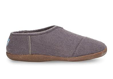 957f7f57c Toms Slippers Charcoal Wool 10003483 Mens 7: Amazon.ca: Shoes & Handbags