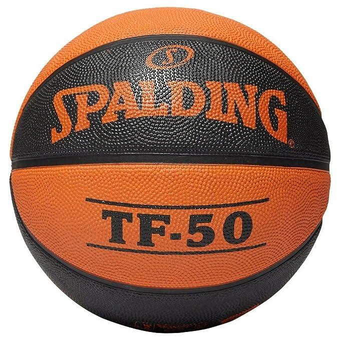 Amazon.com: Spalding TF50 Balón de baloncesto, 7: Sports ...