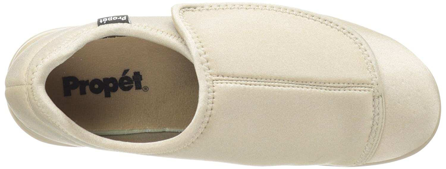 Propét Women's Cush N Foot Slipper B007M090QQ 11 B(M) US|Sand