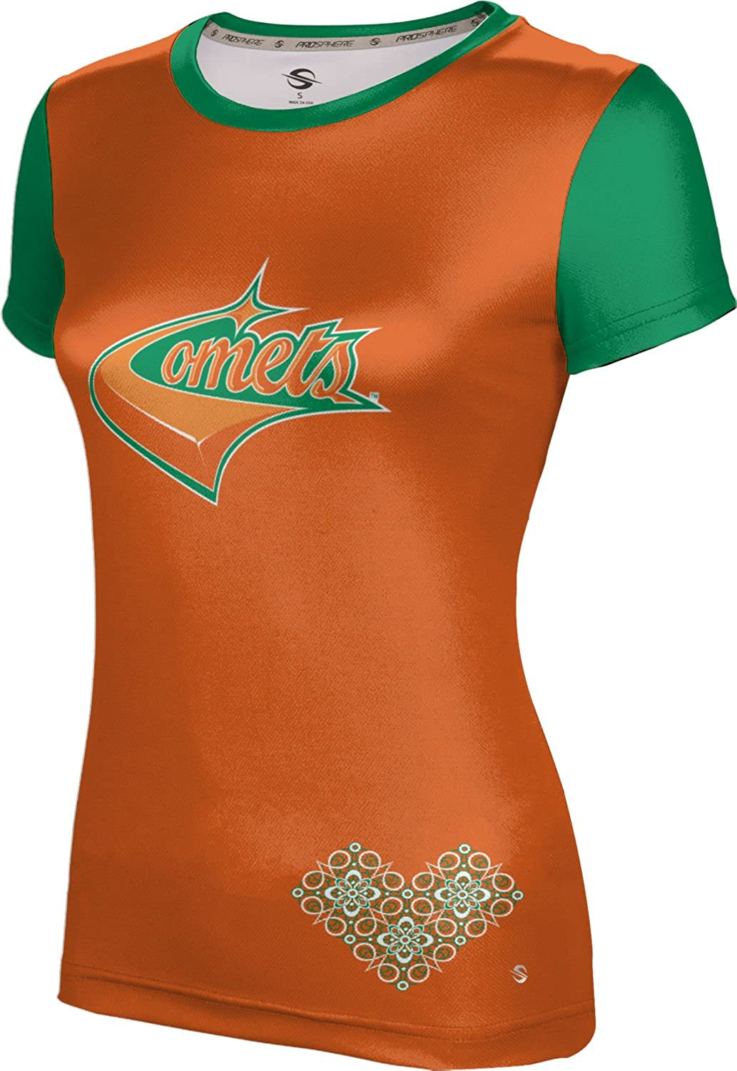 Foxy ProSphere The University of Texas at Dallas Girls Performance T-Shirt