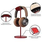 Jokitech Sturdy Soild Base Headphone Stand, Large