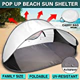Pop Up Camping Tent Beach Portable Hiking Sun Shade Shelter Fishing 4 Person New