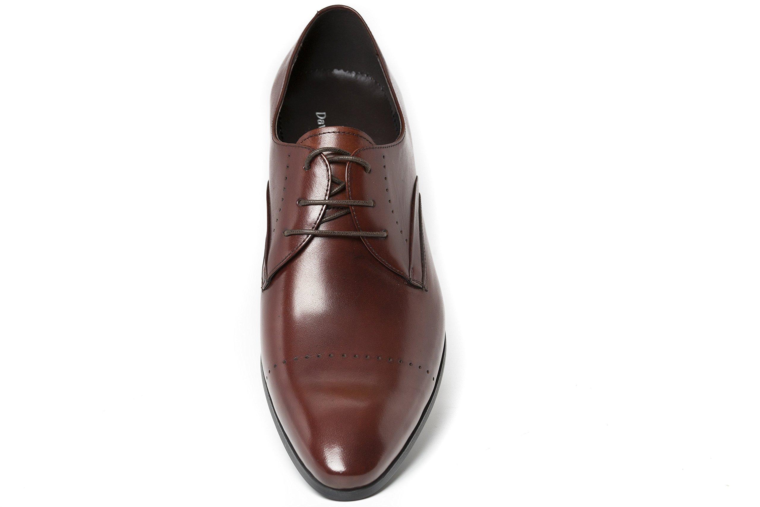 Phoenix (Liam Michael Family of Shoes) (9, Brown) by Liam Michael Shoes