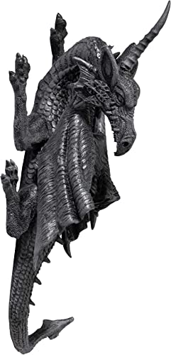 Design Toscano Horned Dragon of Devonshire Wall Sculpture