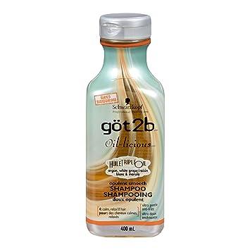 Got2b Oil Licious Shampoo