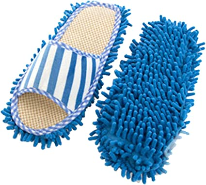 2 PC Multifunctional Slipper Shoe Covers Lazy Clean Slippers  Household Tools?