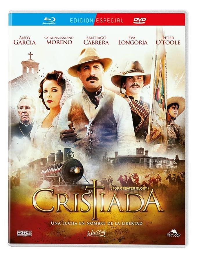 Cristiada (For greater glory) [Blu-ray]