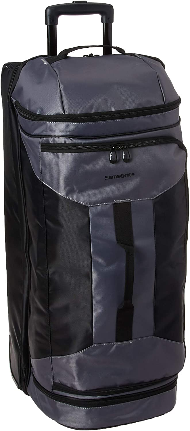 Samsonite Andante 2 Drop Bottom Wheeled Rolling Duffel Bag