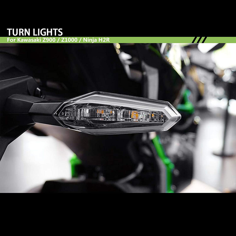 Amazon.com: 100% New LED Turn Indicators Signal Lights For ...