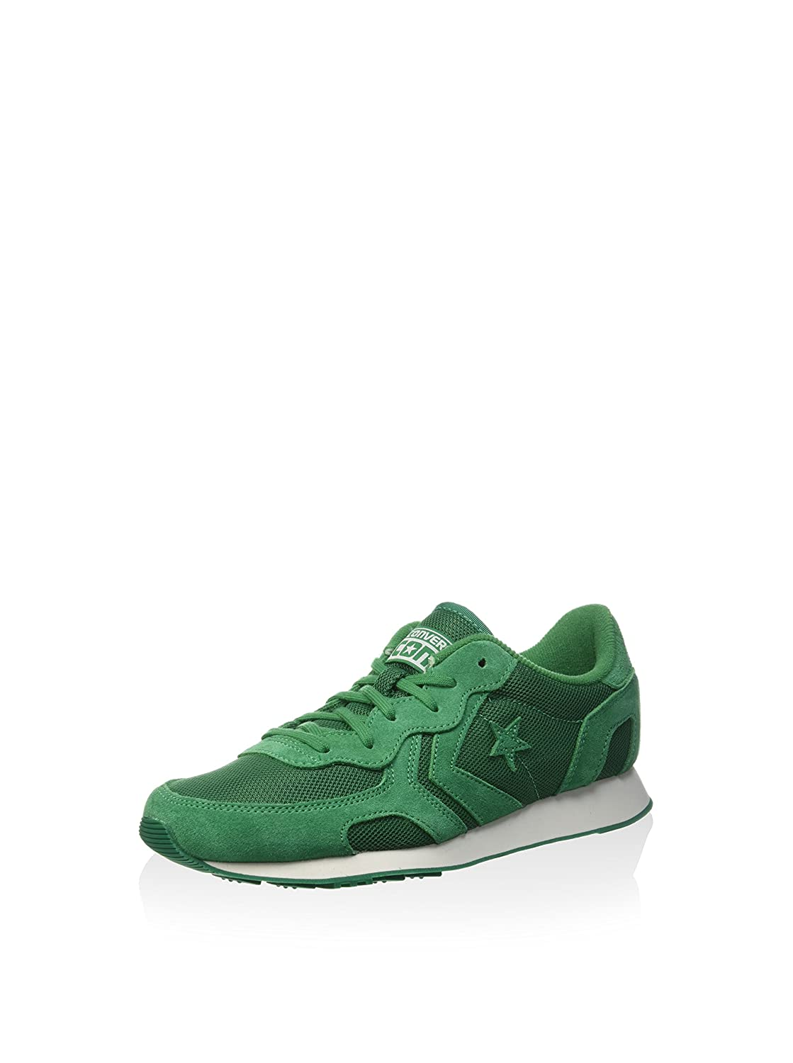 Converse Auckland Racer Textile / Leather low Trainers canvas unisex Adult