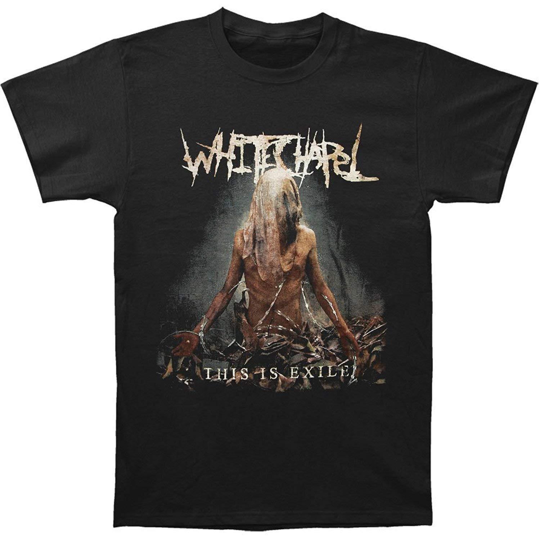 Toptshirt Chapel This Is Exile Tshirt