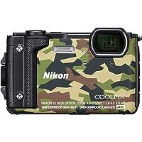 Nikon W300 Coolpix Digital Camera, Green