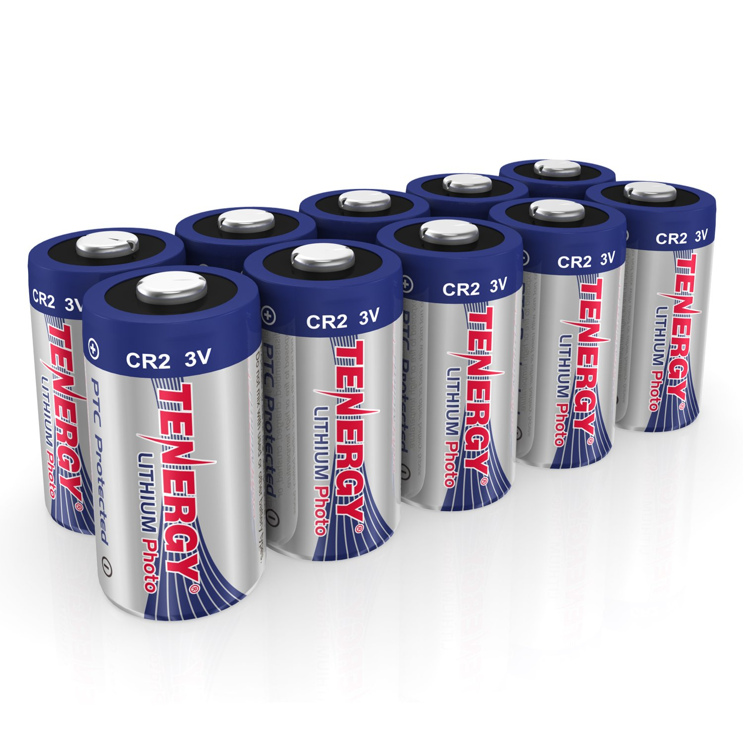 Tenergy CR2 Photo Lithium Battery Replacement