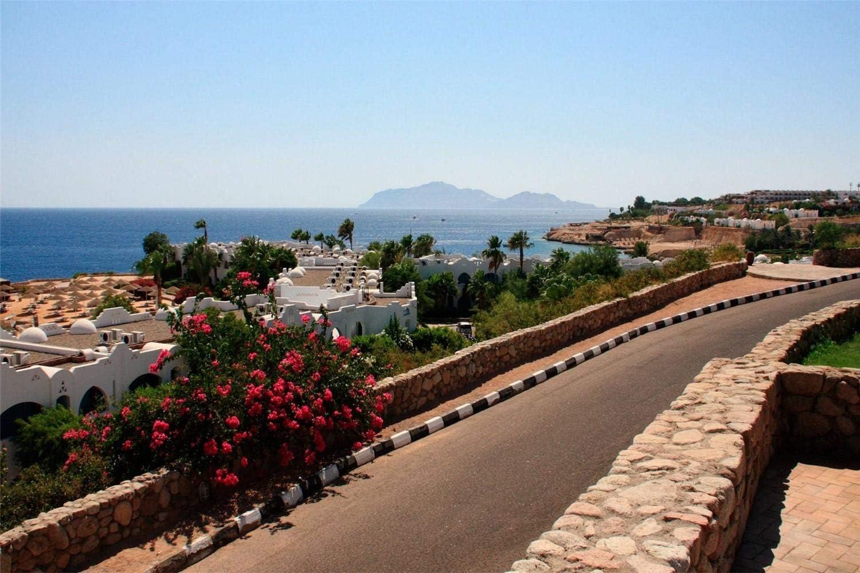 Egypt Road City Sea - Rompecabezas Para Adultos 500 Piezas Diy Puzzle Niños Juguetes De Madera