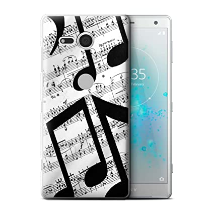Amazon.com: STUFF4 Phone Case/Cover for Sony Xperia XZ2 ...