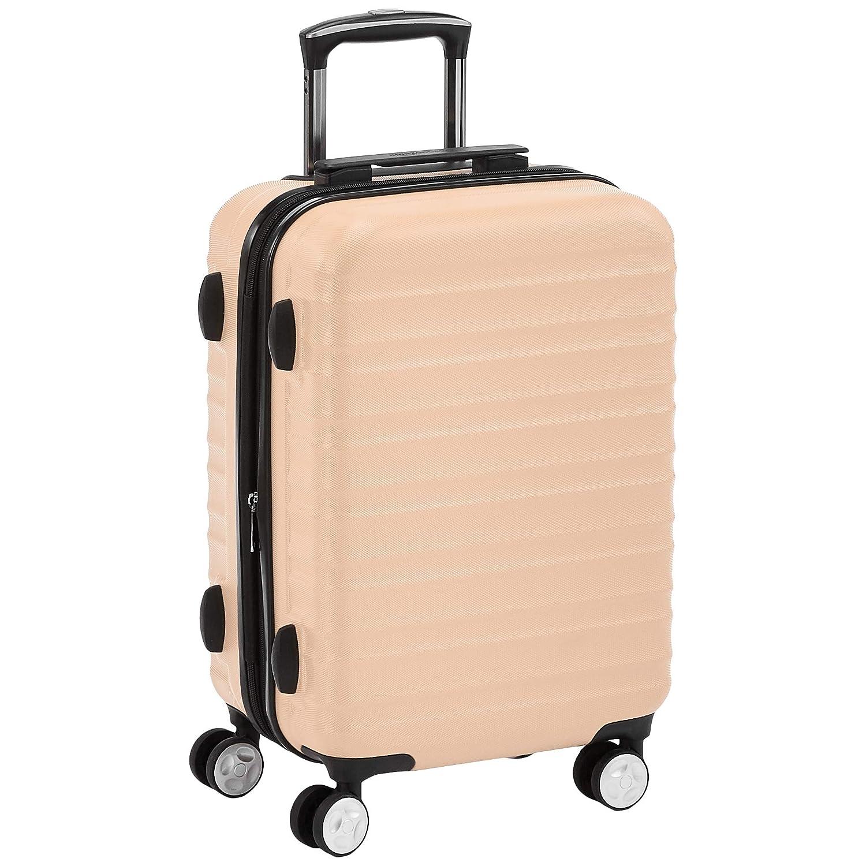 AmazonBasics 20-Inch Carry-on, Pink