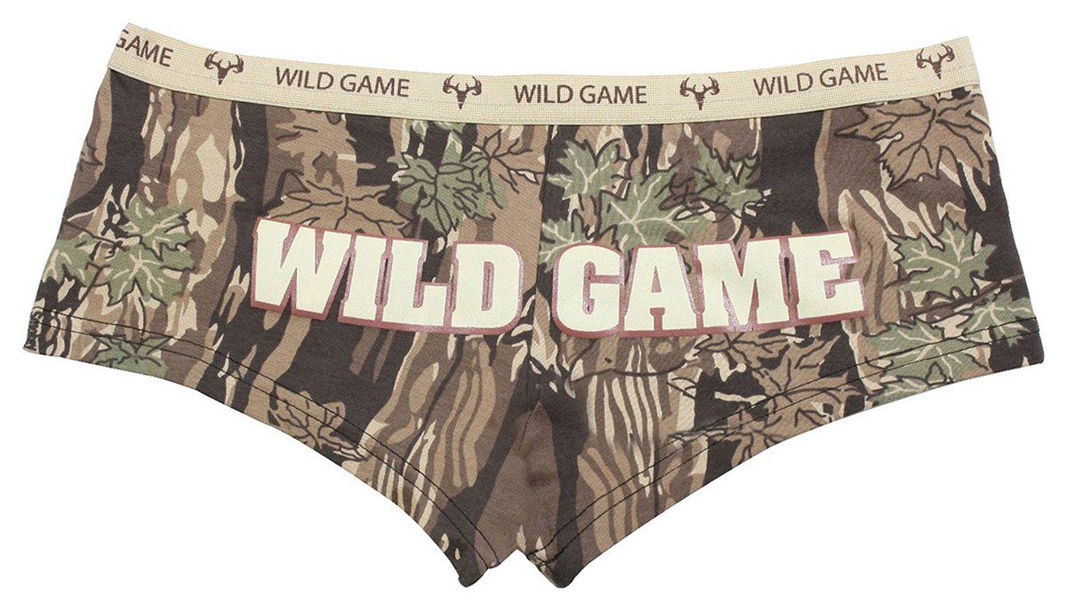 Rothco Women's Wild Game/Booty Shorts 3485LRG
