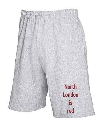 Speed – Pantalón Corto de chándal Gris WC0522 North London IS ...