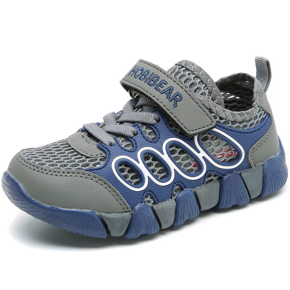 GUBARUN Boys Running Sport Shoes Comfortable Athletic Sneakers Casual Trainers for Kids