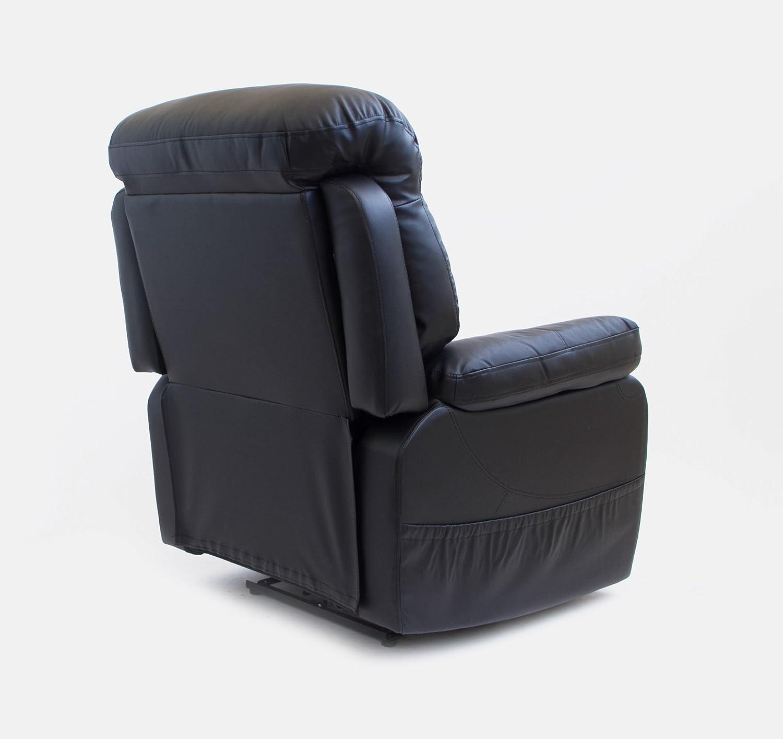 6805b155468 ... que este sillón relax de masaje Gunter cuenta con 8 motores de masaje y  la función de calor lumbar