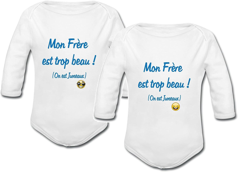 Body B/éb/é Manches Courtes yonacrea Balaise Breizh