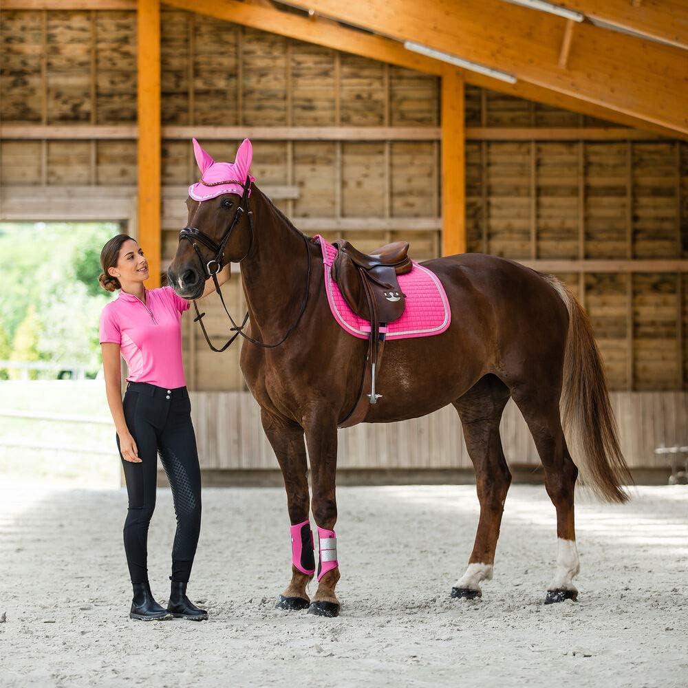 Femme HORZE Pantalon d/équitation Fond int/égral Silicone Ellie