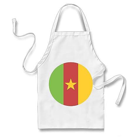 bandiera per il Camerun gli Emoji grembiule / Flag for