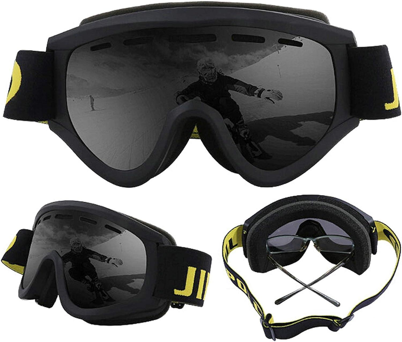 Blisfille Gafas para Moto de Carretera Gafas Protectoras Frontenis,Verde